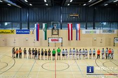 Steirische Handballtage   Am 21. und 22. August fanden in Spielstätten in #Leoben, #Trofaiach und #Graz die 19. Steirischen Handballtage statt. Dank Beteiligung von Teams aus #Slowenien und #Kroatien bekam das hochkarätige Turnier zudem einen #internationalen Charakter.  Unsere Bilder aus der ASKÖ-Halle Graz Eggenberg zeigen Impressionen des Spiels um den dritten Platz, der bei dem Bewerb der Herren an die HSG Holding Graz ging.  Weitere Fotos zeigen zudem das Finalspiel der Damen: Halle, Austria, Basketball Court, Sports, Pictures, Graz, Slovenia, Handball, Women's