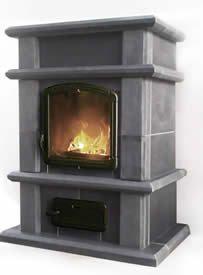 M Teixeira Soapstones - Sonne Budget Soapstone Fireplace, $5,000.00 (http://shop.soapstones.com/sonne-budget-soapstone-fireplace/)