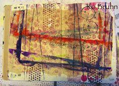 Ro Bruhn Art: August 2012