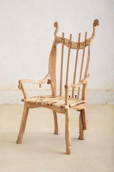 Harp Chair #anthropologie