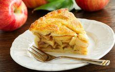 Torta de maçã fácil