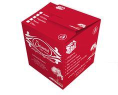 The Oreintals Bunny Box Design