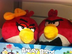 Angry Birds... in love!