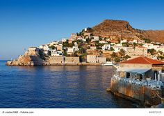 Hydra, Greece - This beautiful island belongs to the Saronic Islands comprising of Aegina, Hydra, Poros and Spetses Islands. Even though tourism has gained popularity in Hydra, the island retains its culture and traditions, which give it a unique atmosphere that you should not miss on your next trip to Greece!
