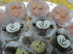 animals shaped candies