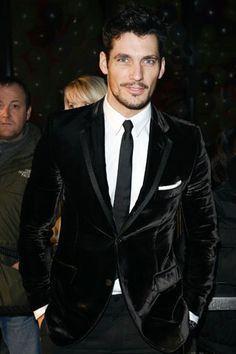 David Gandy EE British Film Academy Film Awards