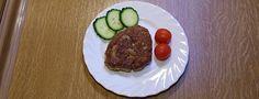 Veganer Hackbraten / Veganer Hamburger
