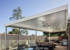 Cooldek Roofing Cost & Stratco Cooldek Roofing For Awnings
