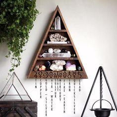 "The Original Alchemy Shelf - 14.5"" tall"