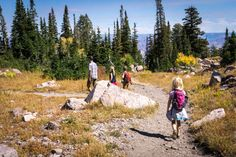 Fall Outdoor hikes a