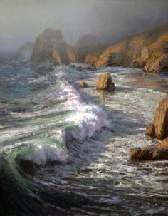Fine Art Landscape Oil Paintings by Michael Godfrey