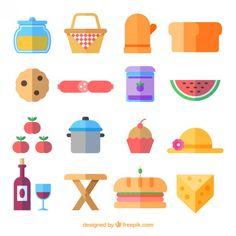 sandwich flat icon - Google Search
