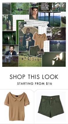 """""""don't let lies make up your mind { dbg }"""" by dovewings ❤ liked on Polyvore featuring Chicnova Fashion, Golden Goose and Cada"""