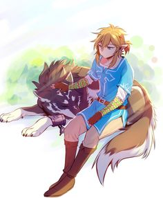 the legend of zelda, Link, Wolf Link / Taking a good nap~ - pixiv Link Zelda, Zelda Drawing, Link Art, Link Fan Art, Shigeru Miyamoto, Deadly, Zelda Twilight Princess, Legend Of Zelda Breath, Cool Sketches