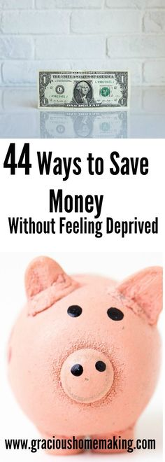 Easy ways to cut spending without being deprived