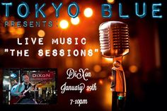 Playing Jan 29th at Tokyo Blue in Fort Lauderdale