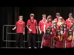 ▶ Fort Cherry Jr High Chorus, May 12, 2010 Surfin USA - YouTube