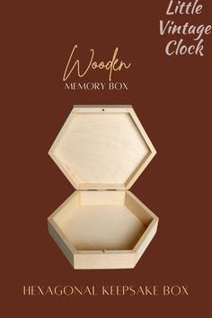 This wooden book box case is made of natural pine wood material to storage your treasures, photos, jewelry and wedding favors and accessories. It is perfect for a gift to a reading fans and people who love to use natural keepsake storages. #BoxPhotography,#rawwoodenbox,#photopackaging,#weddingkeepsakebox,#woodmemorybox,#customkeepsakebox,#hexagonalbox,#hexagonwoodenbox,#UnfinishedWoodBox,#UnpaintedWoodBox,#WoodenStorageBox,#DecoupageBox,#treasurybox Wedding Keepsake Boxes, Wedding Keepsakes, Wedding Favors, Wedding Gifts, Wooden Gifts For Her, Unfinished Wood Boxes, Wooden Box Designs, Wooden Man, Wooden Books