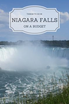 Things to do in Niagara Falls on a budget