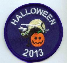 Halloween 2013 Cat/Pumpkin/Moon (Iron-On)