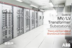 MV-LV transformer substations – theory and examples of short-circuit calculation