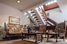Hall da escada  - Hotel Rosa dos Ventos