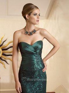 【Everytide Bridesmaid Dress】Wholesale Sexy Sheath / Column Floor-length Bridesmaid Dresses / Wedding Party / Prom Party