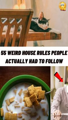 #Weird #House #Rules #People #Actually #Follow Rope Crafts, Diy Home Crafts, Recycled Crafts, Soft Eye Makeup, Skin Makeup, World Most Beautiful Place, Natural Nail Designs, Best Funny Images, Crazy Houses