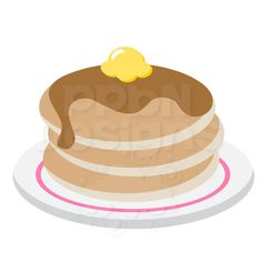 PPbN Designs - Pile of Pancakes (Free for Deluxe Members Only), $0.00 (http://www.ppbndesigns.com/products/pile-of-pancakes-free-for-deluxe-members-only.html)