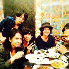 2015 #hyde #hidetotakarai #takarai #hydetakarai #larcenciel #vamps #ラルクアンシエル #寶井秀人