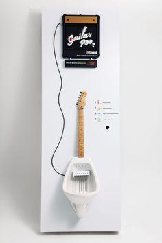 Brasil: Guitar Pee
