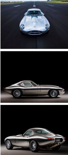 Jaguar E-Type Low Drag GT