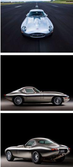 Jaguar E-Type Low Drag GT