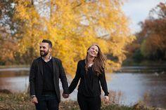Francis & KerryLynn #engagement #photoshoot #wansteadpark #london #autumn #weddingphotographer #backgroundisreal #engagementphotos #gracephamphotography