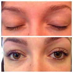 Eyelash lift - NEW AMAZING TREATMENTS!