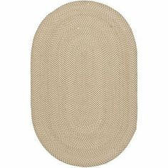 Safavieh Braided Collection BRD173A Beige and Brown Braided Cotton Oval Area Rug, 3 Feet by 5 Feet Oval (3 Feet x 5 Feet Oval) by Safavieh. $44.59. These rugs are made from a high-quality cotton pile, providing comfort and softness to the touch. 100% Cotton. Each rug is fully reversable, to add value and longevity. This rug features accents of grey, blue, and brown. These rugs feature transitional patterns and vibrant colors to match any décor. This oval rug measures 3 feet ...