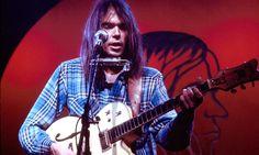 Rare Neil Young live album, Time Fades Away, gets Black Friday ...