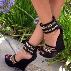 Want those Wedges ❤️