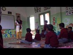 ¿Cómo es y cómo funciona una escuela de primaria en una zona desfavorecida de India?