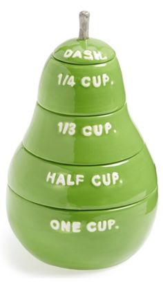 Measuring Cups Top 10 Kitchen Gadgets Mason Jar Measuring Cup 42 Great Mother's Day Gifts Cutest measuring cups even from Cute Kitchen, Kitchen Items, Kitchen Utensils, Kitchen Tools, Kitchen Gadgets, Kitchen Decor, Kitchen Stuff, Cooking Gadgets, Kitchen Products