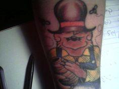Berenstain bears Tattoo