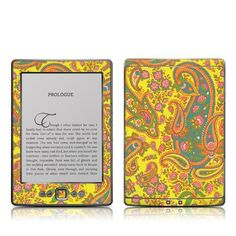 Bombay Chartreuse Design Protective Decal Skin Sticker - High Gloss Coating for Amazon Kindle 4 (5-way controller - 4th Gen / release in Oct 2010) by MyGift. $16.99. The Amazon Kindle 4 (5-way controller - 4th Gen / release in Oct 2010) is meant to be very portable. With portability comes damaging effects such as scratches and dust. Protect your Amazon Kindle (5-way controller) electronic device in your own way with our skin decal stickers. This scratch resistant skin st...