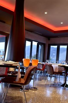 katavothres Restaurant Bar, Greece, Conference Room, Reception, Polo, Spaces, Table, Furniture, Design