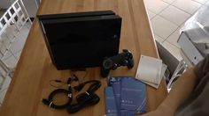 cool (Déballage) Playstation 4  FR