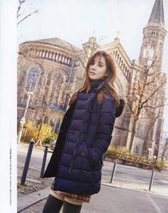 SeoHyun for  NyLon magazine's December issue