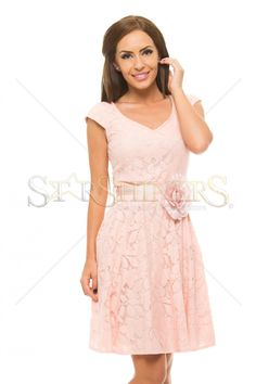 LaDonna Powerful Love Peach Dress
