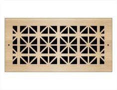 Laser Cut Wood Grilles | Pacific Register Company Laser Cut Wood, Laser Cutting, Wall Vent Covers, Ceiling, Types Of Wood, Wood Wall, Finding Yourself, Wood Types, Ceilings