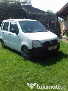 Opel Agila 2002 gpl Vehicles, Car, Vehicle
