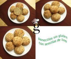 Las recetas de Glutoniana – Panecillos sin gluten con trigo sarraceno y semillas de lino