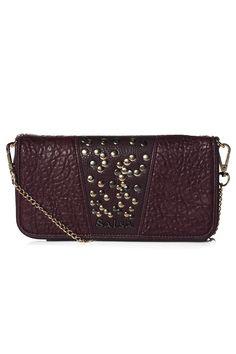 Brown Purse #lifeisbetterindenim #purse #salsajeans #fw #accessories